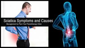 Sciatica Symptoms and Causes
