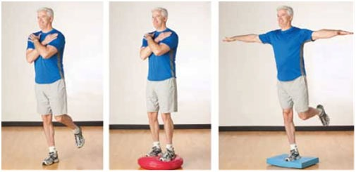 Proprioception & Balance Exercises